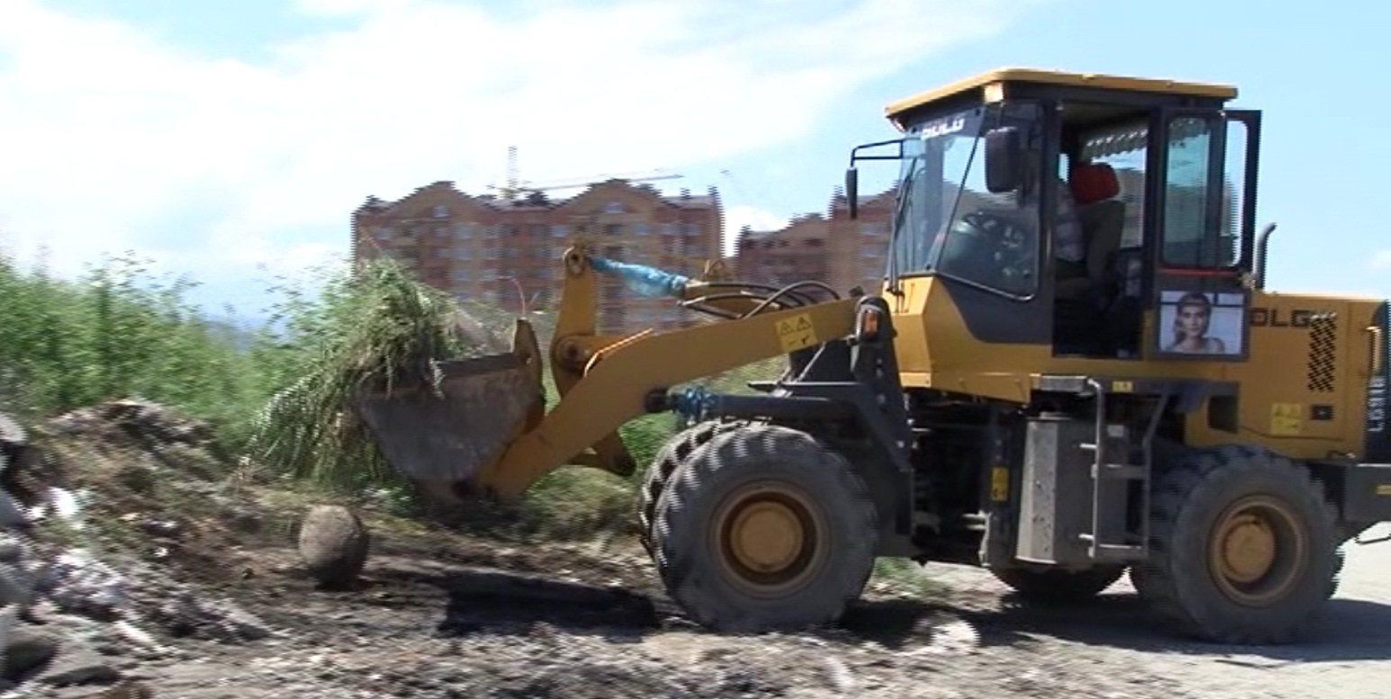 Во Владикавказе ликвидировано 9 крупных свалок